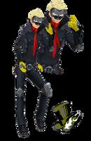 MMD Skull Model Download by TwoSidedMMD