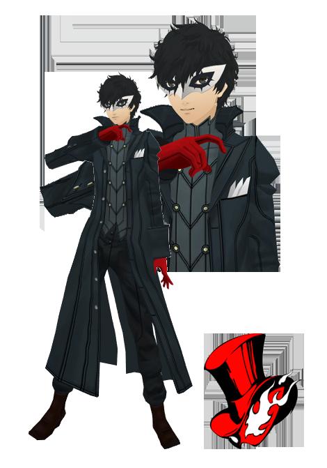 Mmd Joker Model Download By Twosidedmmd On Deviantart