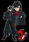 MMD Joker Model Download