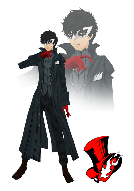 Mmd Joker Model Download By Twosidedmmd On Deviantart