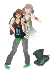 MMD Futaba Sakura(Summer) Model Download