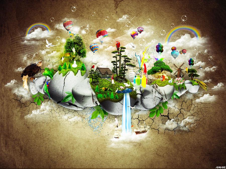 little world by mu6