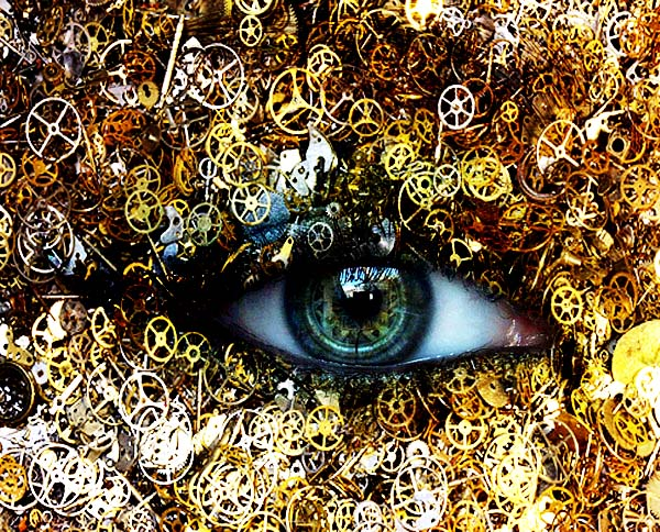 steampunk wallpaper eye - photo #9