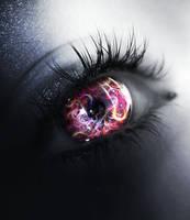 digital eye style by mu6