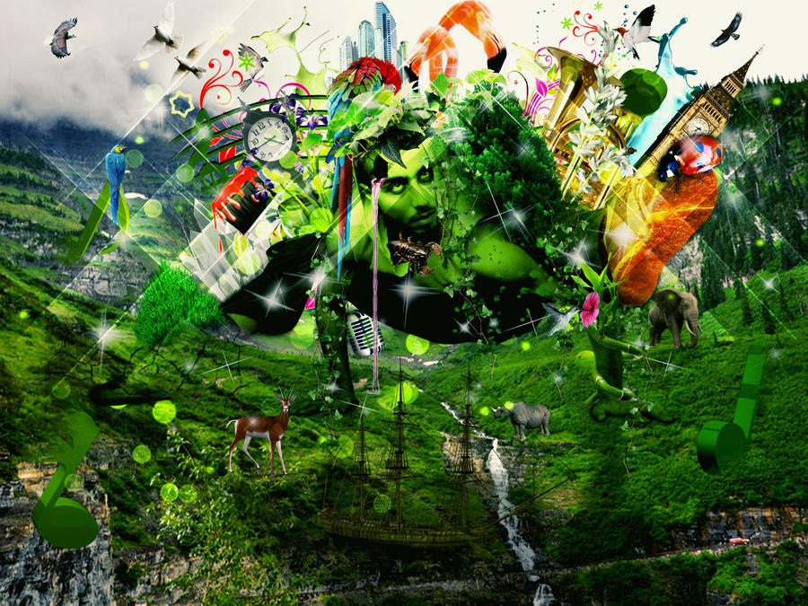 Natur Images natur art manipulation by
