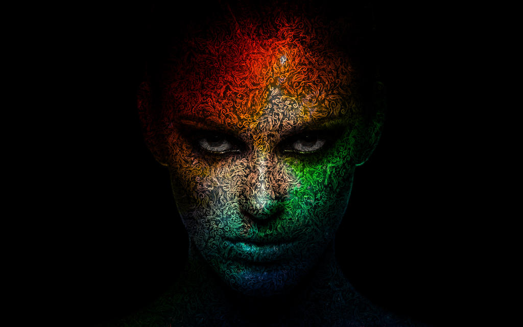 face wallpaper by mu6 on deviantart