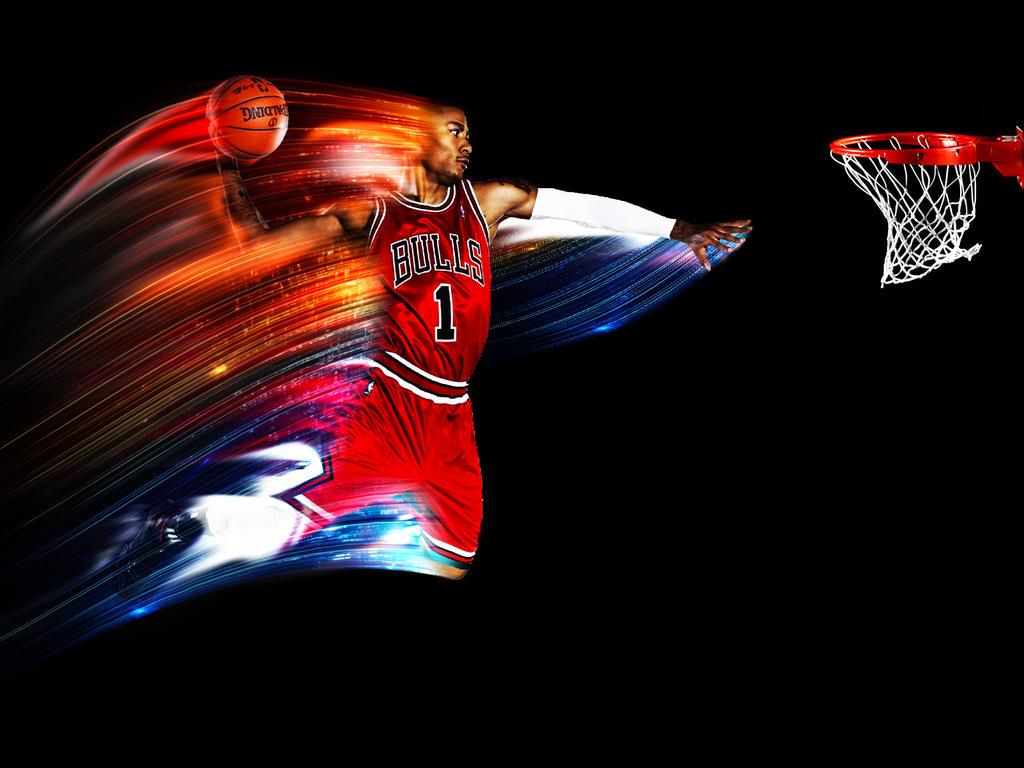 Basket Ball Wallpaper by mu6