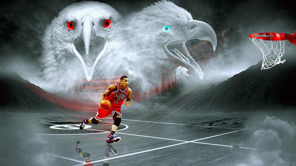 Basketball Lights Wallpaper Nba Chicago Bulls by mu6
