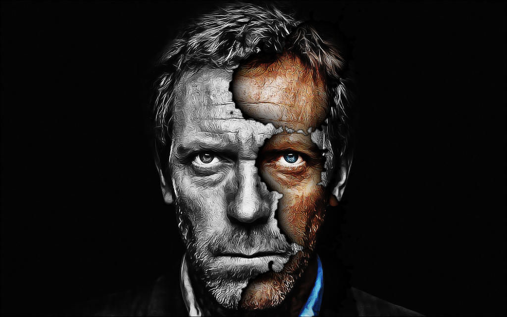 House Md Famous Face Male by mu6