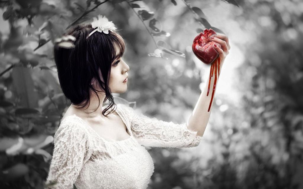Heart Brocken by mu6