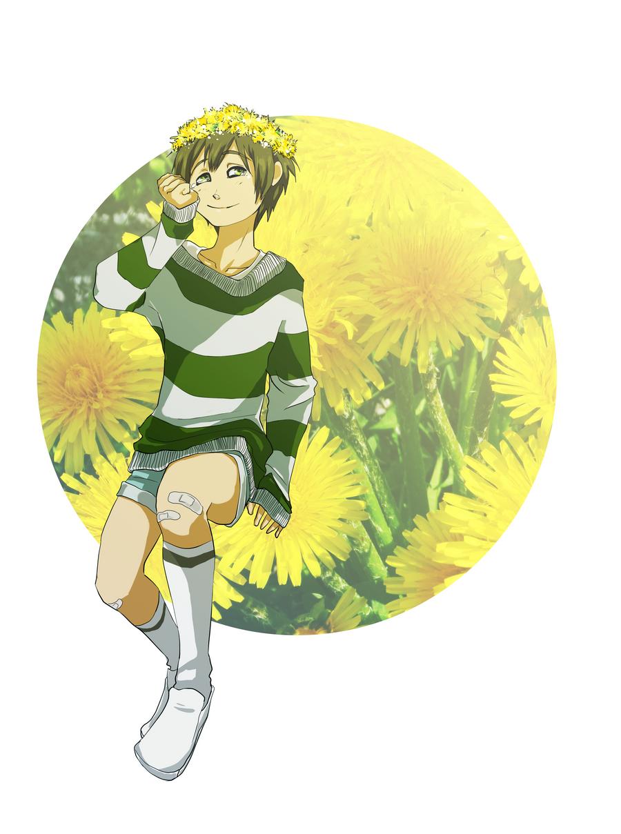 [Free!] - I'm fine, Haru-chan by Ame-y