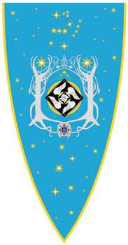 Royal banner of Doriath