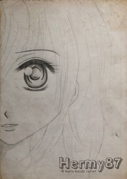Yuuki sketch