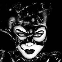 Catwoman by MinaWalkure