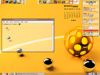 My ubuntu screenshot by FlashBiker