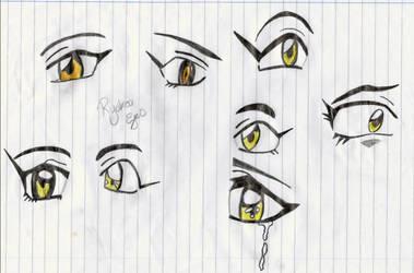 Ryokos Eyes. by Lum-uk