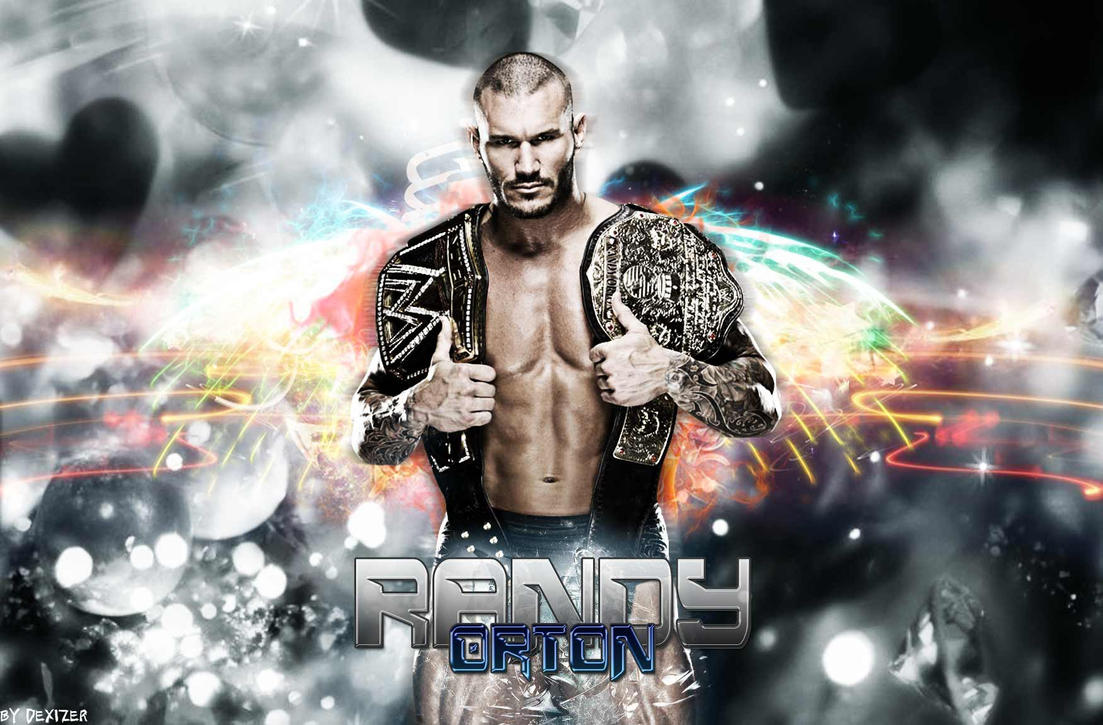 New WWE Randy Orton 2014 HD Wallpaper By SmileDexizeR