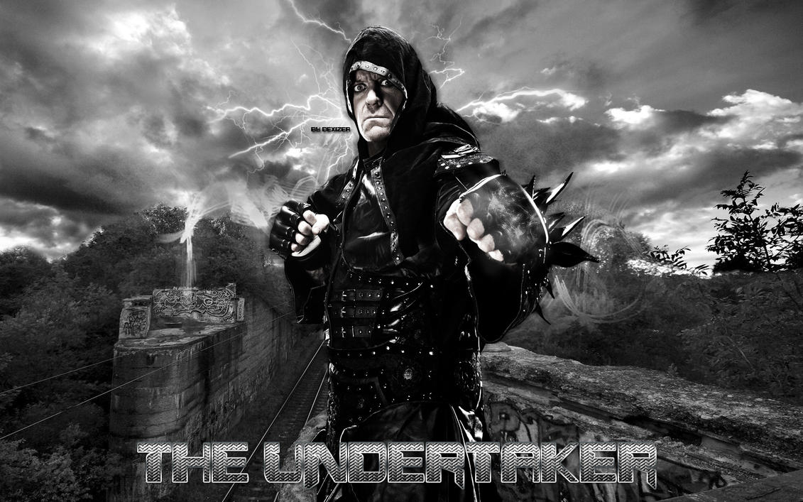 New WWE The Undertaker 2014 HD Wallpaper By SmileDexizeR