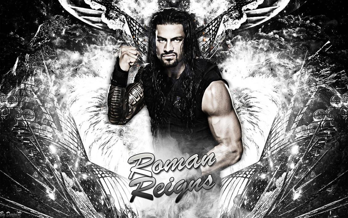 Roman Reigns Hd Wallpaper Wwe roman reigns 2014 by