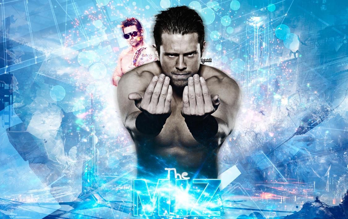 New WWE The Miz HD Wallpaper By SmileDexizeR On DeviantArt