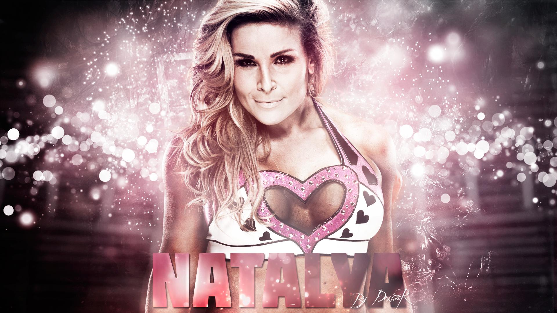 WWE Natalya HD Wallpaper 2015 By SmileDexizeR On DeviantArt