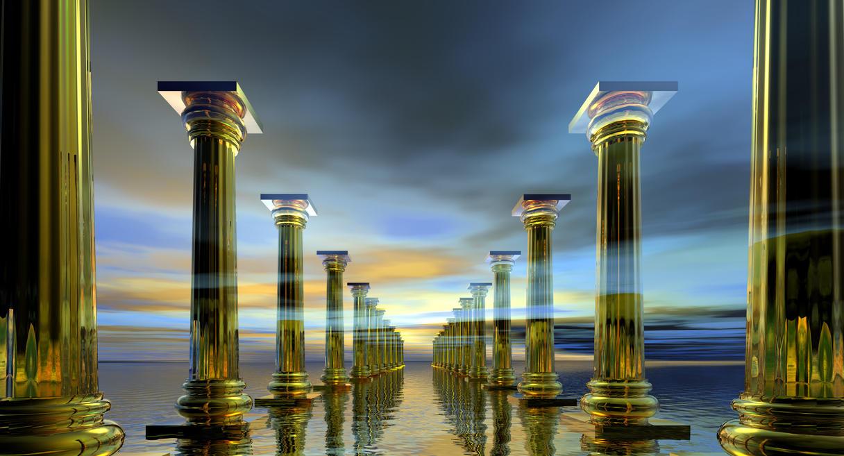 Neptunes Retreat by sylver-dali