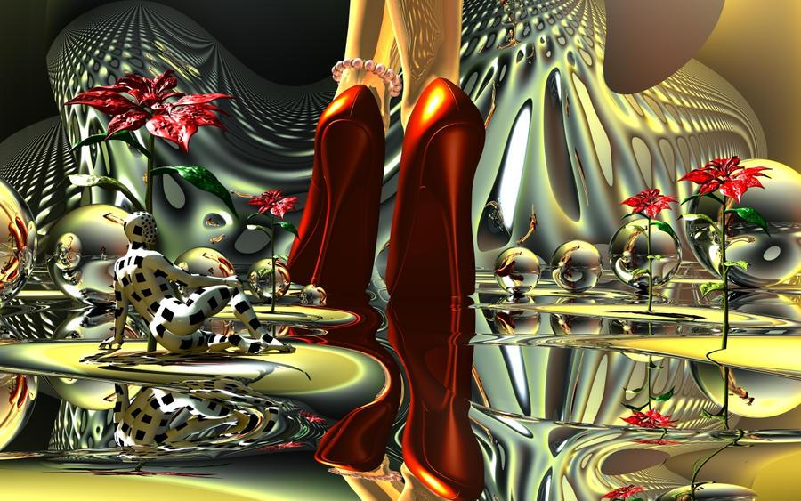 RED - Pandora's paradox by sylver-dali