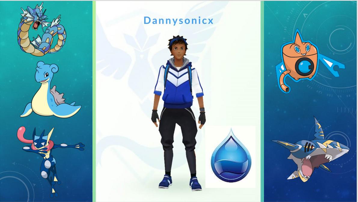 My pokemon gym by dannysonicx on deviantart for Gimnasio 8 pokemon reloaded
