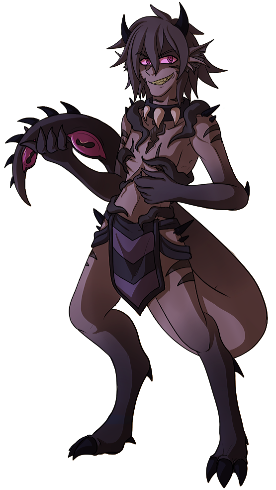 Shadow Creature by Sanguynn on DeviantArt  Shadow Creature...
