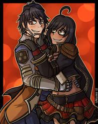 CM: Samurai Lovers by Sanguynn