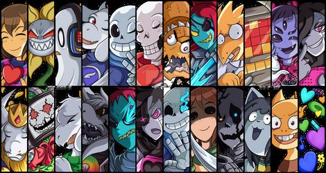 Undertale - Battle Cuts (Remaster)
