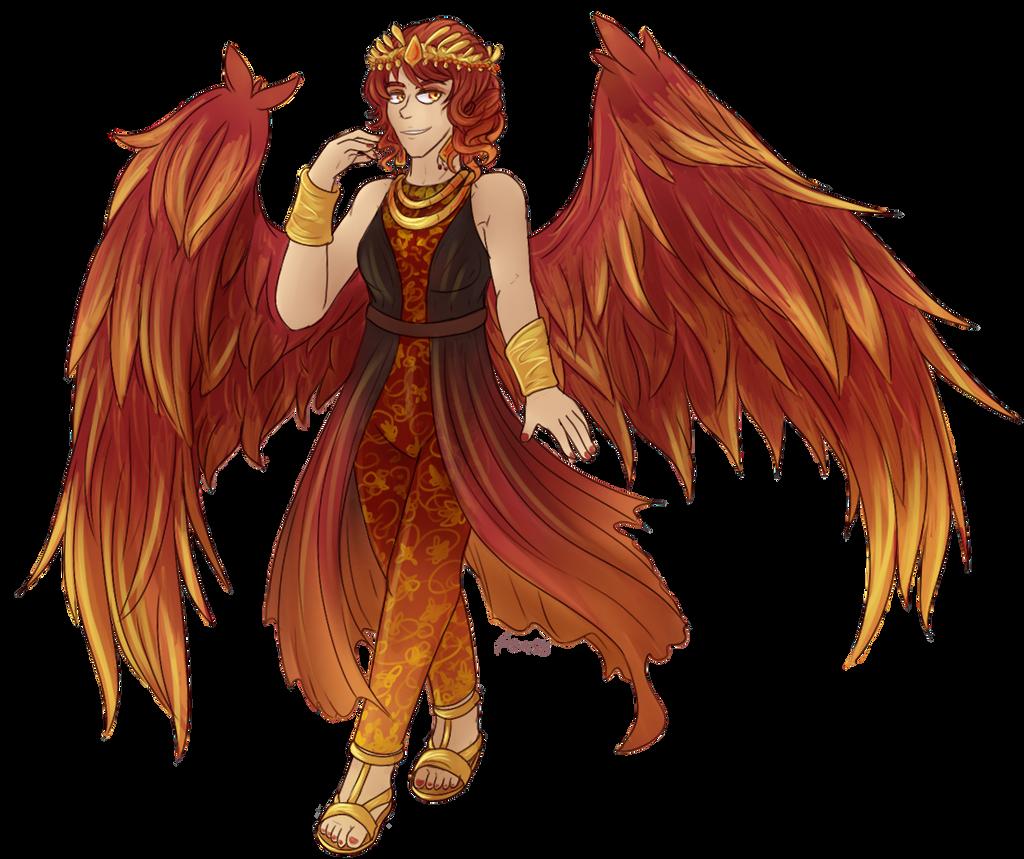 CM: Phoenix by Sanguynn