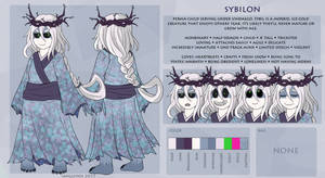 Sybilon Ref 2017 by Sanguynn
