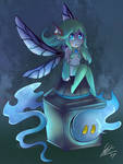 Fairy by Sanguynn