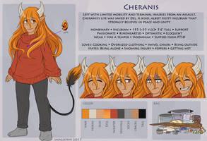 Cheranis Ref 2017 by Sanguynn
