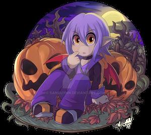 Pumpkin Kid (REDRAW)