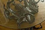 Bronze Octopus Table