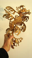 Bronze casting LSD