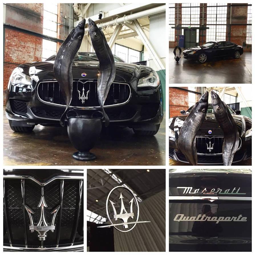 Maserati Inspiration and Design speech
