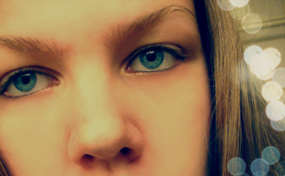 Blue Eyes by samelthecamel