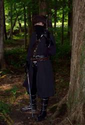 Bloodborne - Stalking that which too stalks by Z-is-Eternal