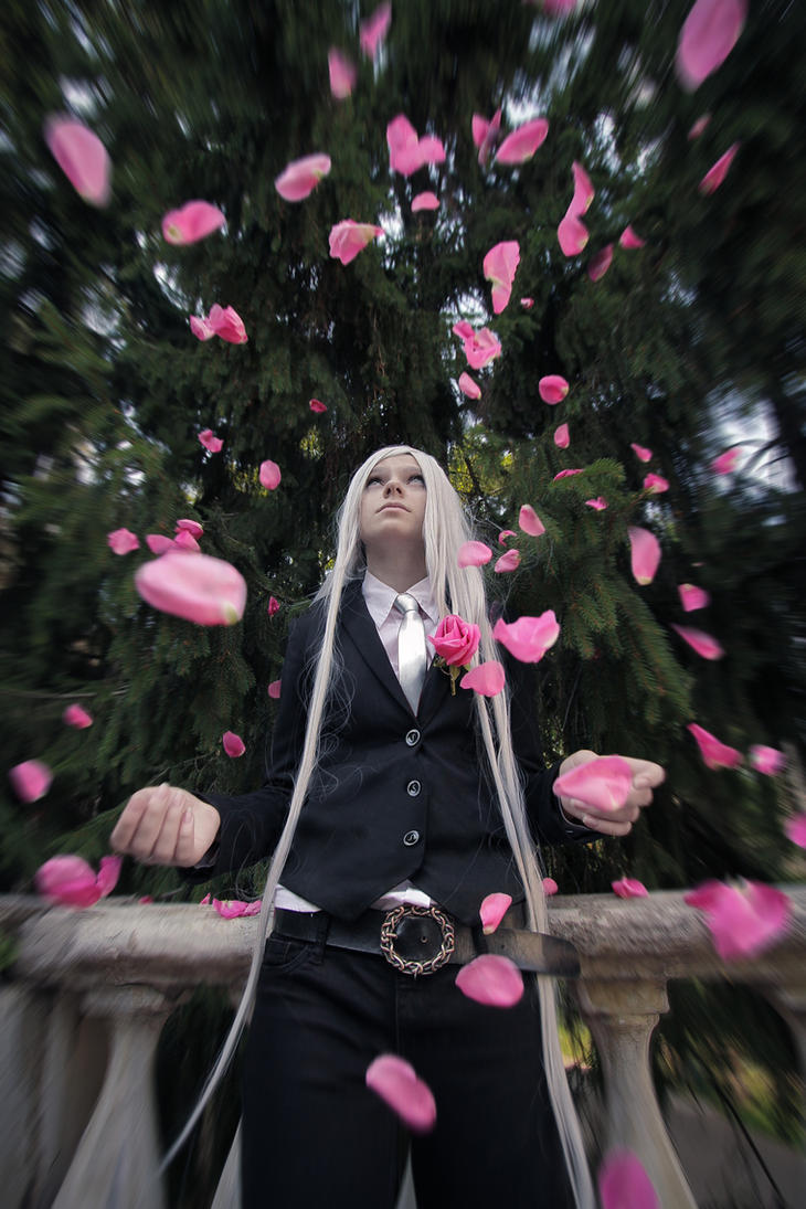 rose rain by Salvarion
