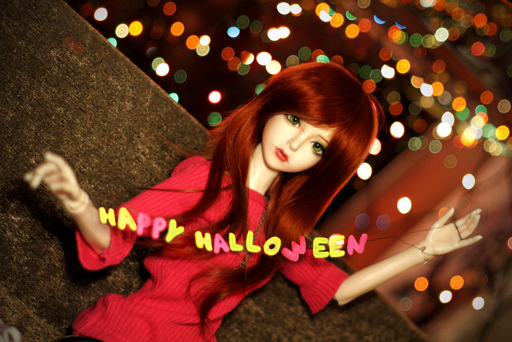 Happy halloween by Salvarion