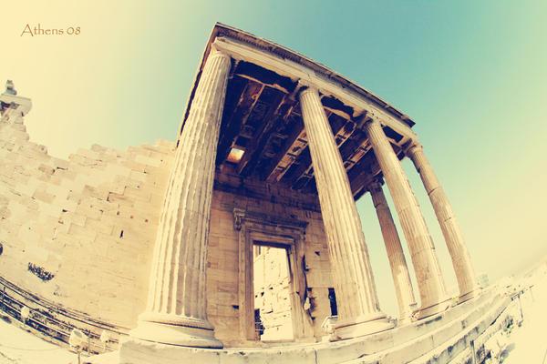 Greece by BobSur-inc