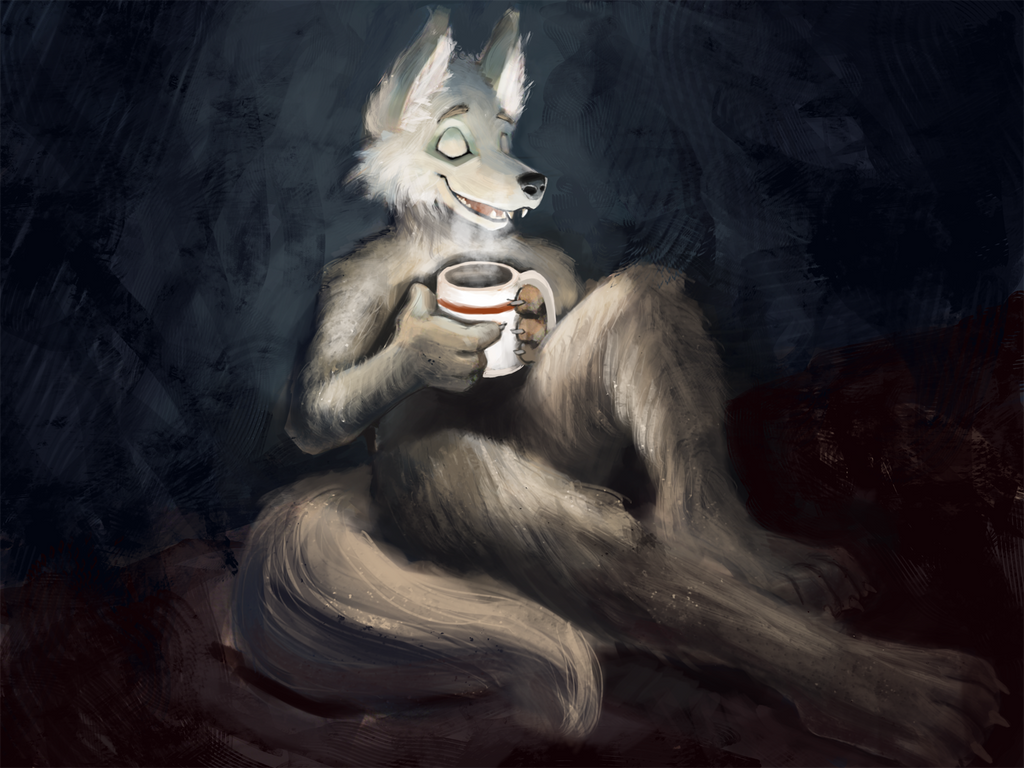 hot chocolate by KE-M72
