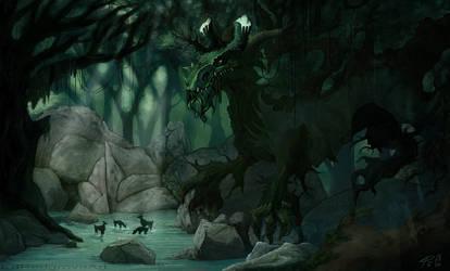 The Jungle Dragon