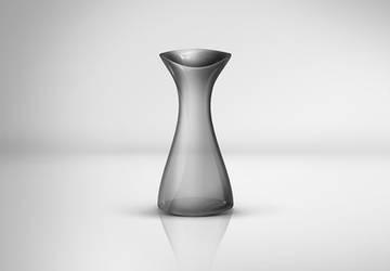 photorealistic glass by kadox
