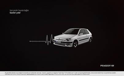 Peugeot 106 by kadox