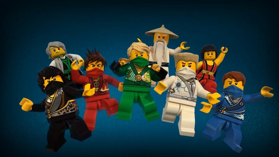 Lego ninjago wallpaper by agakikama on deviantart - Lego ninjago saison 2 ...