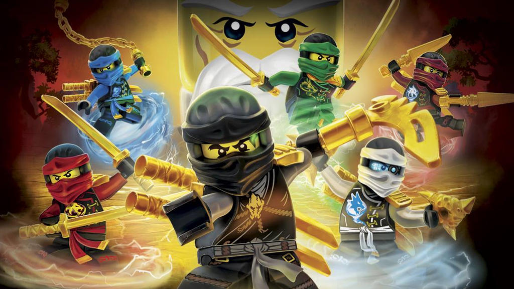 Lego Ninjago 7 Wallpaper By Agakikama